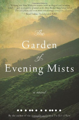 Book cover for The Garden of Evening Mists