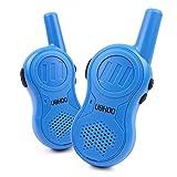 #10: Walkie Talkies for Kids, 3 Channels Two Way Radio 2 Miles Range Handheld Mini Walkie Talkies, Toys for 4 5 6 7 8 9 10 Year Old Boys and Girls