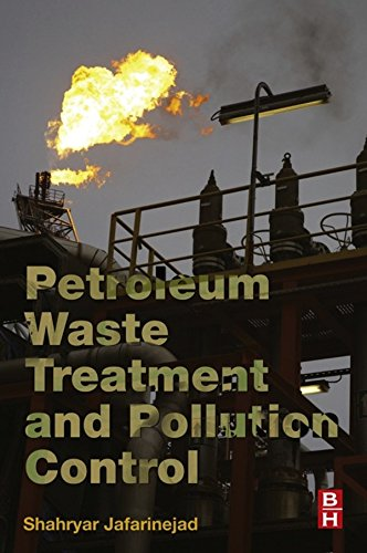 Petroleum Waste Treatment and Pollution (Oil Spill Skimmer)