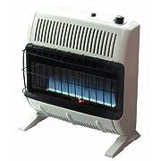 Mr. Heater 30,000 BTU Propane Blue Flame Vent-Free Heater, VF30KBLUELP
