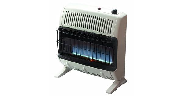 Amazon.com: Calentador de Sr. 30.000 BTU Estufa Propano ...