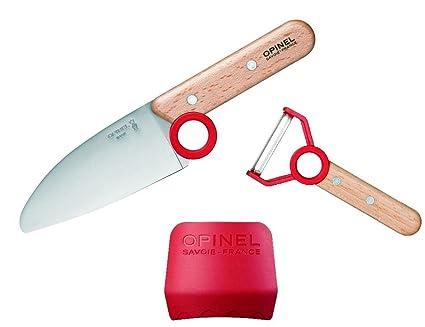 Compra Opinel Cuchillos de Cocina Infantil, Cuchillo para ...