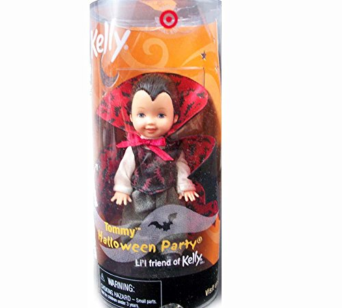 Barbie Halloween Target Exclusive 2001 Tommy -