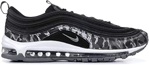 Nike Sneakers W Air Max 97 Prm Nero Camo Bianco 917646 005