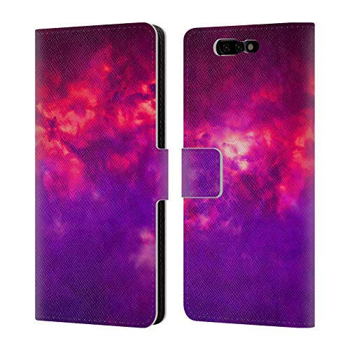 Official Caleb Troy Vapors Clouds Leather Book Wallet Case Cover for Xiaomi Black - Vapor Accessories Shark