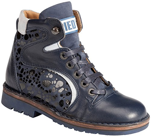 Piedro ortopédico de conceptos de los niños calzado-Modelo r24941 azul oscuro