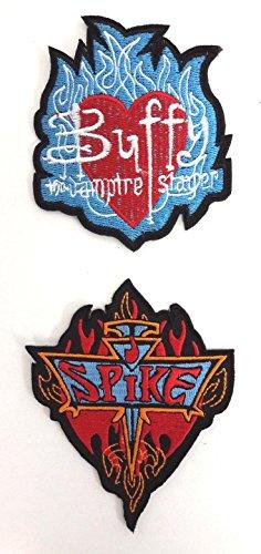 Buffy the Vampire Slayer Patch Set of 2