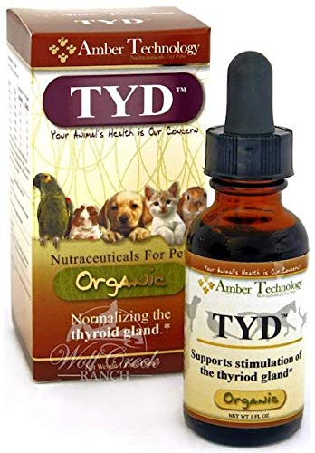 Image of TYD - Supports Normal Thyroid Balance (1 oz)