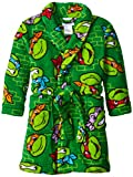 Teenage Mutant Ninja Turtles Little Boys' Multi  Bathrobe