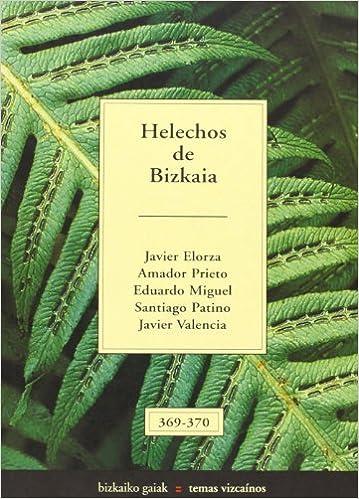 Helechos de Bizkaia.