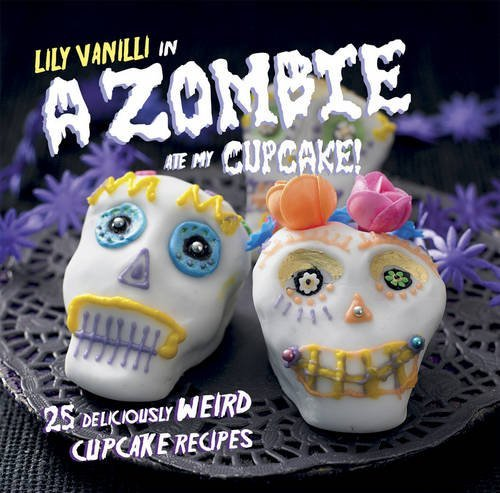Smiley Cookies Halloween (A Zombie Ate My Cupcake!: 25 deliciously weird cupcake recipes by Lily Vanilli)