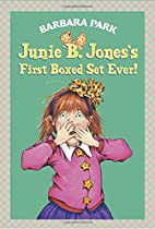 Junie B. Jones's First Boxed Set Ever! (Books 1-4)