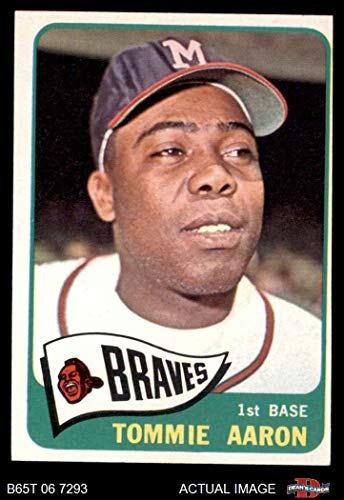 All-Star Milwaukee Braves Baseball Card 1962 Topps #394 Hank Aaron