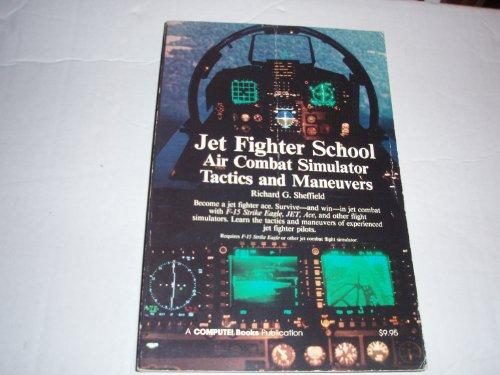 Jet Fighter School: Air Combat Simulator Tactics and Maneuvers