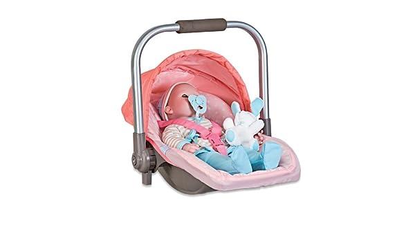 Amazon.es: itsImagical Babybebé Carseat, sillita de coche para muñecos (Imaginarium 76643): Juguetes y juegos
