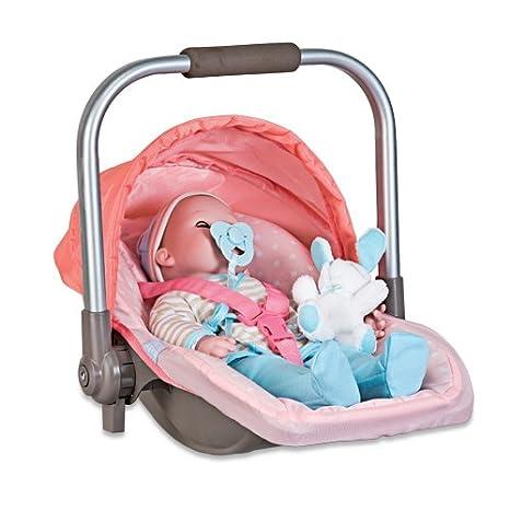itsImagical Babybebé Carseat, sillita de coche para muñecos (Imaginarium 76643)