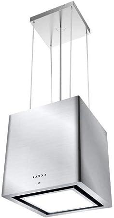 Continental-Edison HI550REC - Campana extractora para cocina tipo isla: Amazon.es: Hogar