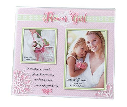 Lillian Rose Flower - Lillian Rose Flower Girl Picture Frame