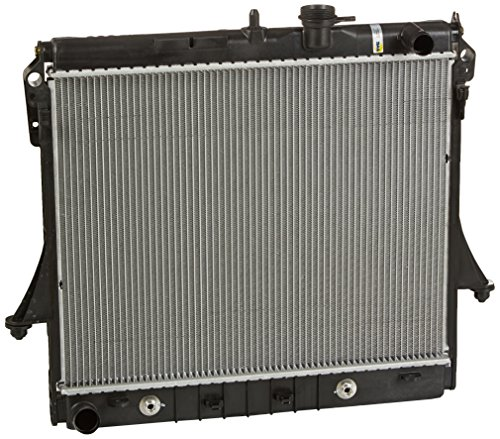 TYC 2855 Replacement Radiator for Hummer