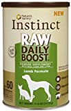NATURE'S VARIETY 699452 Nv Instinct Fd Raw Boost Supplement Lamb for Pet, 11-Ounce, My Pet Supplies