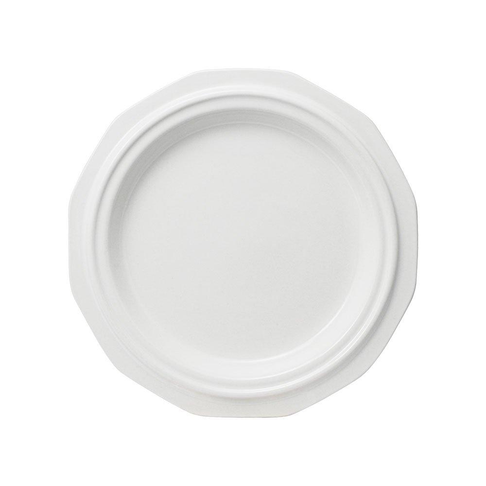 Pfaltzgraff Heritage Salad Plate, 7.25-Inch, White