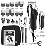 Wahl Clipper Combo Pro, Complete Hair and Beard
