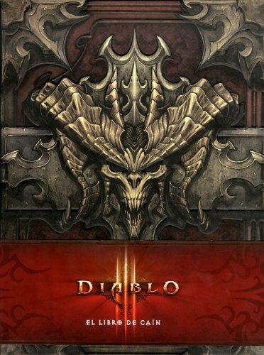 DIABLO III: LIBRO DE CAIN (NOVELA)