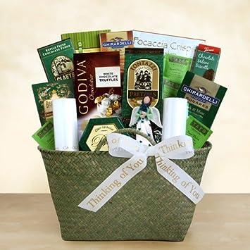 Home decor gift baskets