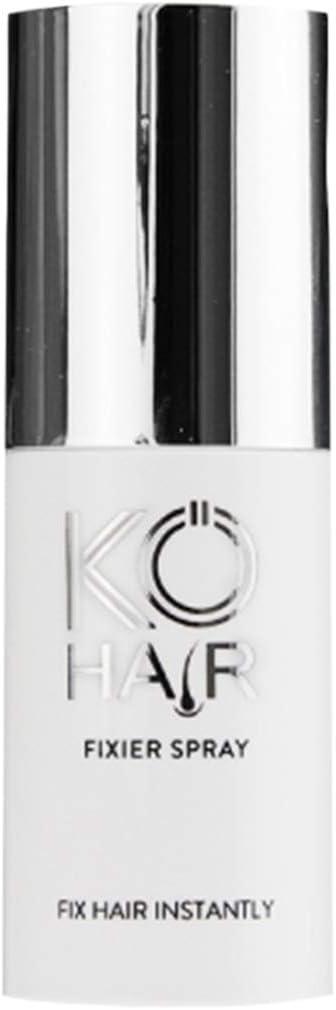 KÖ-HAIR Fixier Spray para fortalecer las raíces del cabello y fijar el espesor, el cabello agitado, el pelo dispersado para el cabello ligero y los ...