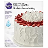 Wilton Vanilla Whipped Icing Mix