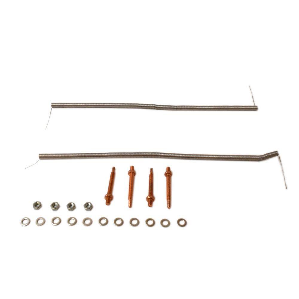 Ge WE11X260 Dryer Heating Element Genuine Original Equipment Manufacturer (OEM) Part