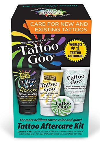 Tattoo Goo Aftercare formula Lotion product image