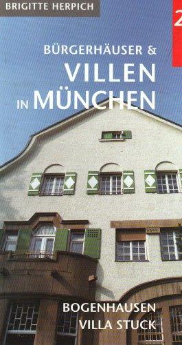 Price comparison product image Brgerhuser und Villen in Mnchen Band 2