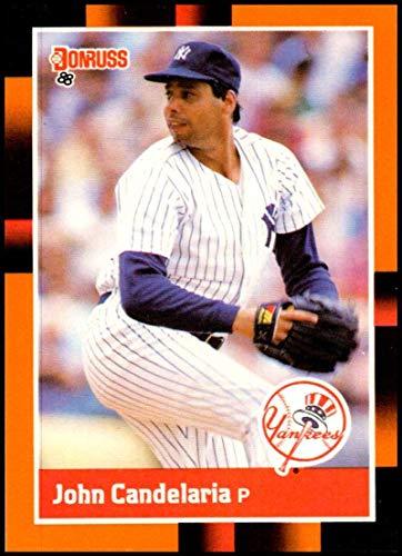 Sports Memorabilia, Fan Shop & Sports Cards 1985 Donruss Leaf #140 Dave Winfield Don Mattingly New York Yankees Card