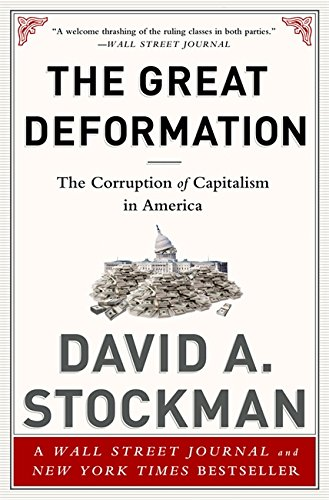 Pdf Politics The Great Deformation: The Corruption of Capitalism in America