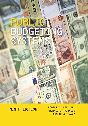 Public Budgeting Systems (Best International Public Health Programs)