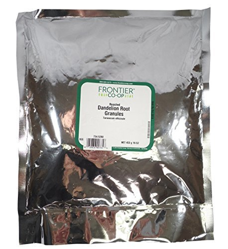 Frontier Natural Products 734 Dandelion Root, Roasted Granules by Frontier Natural Foods ()