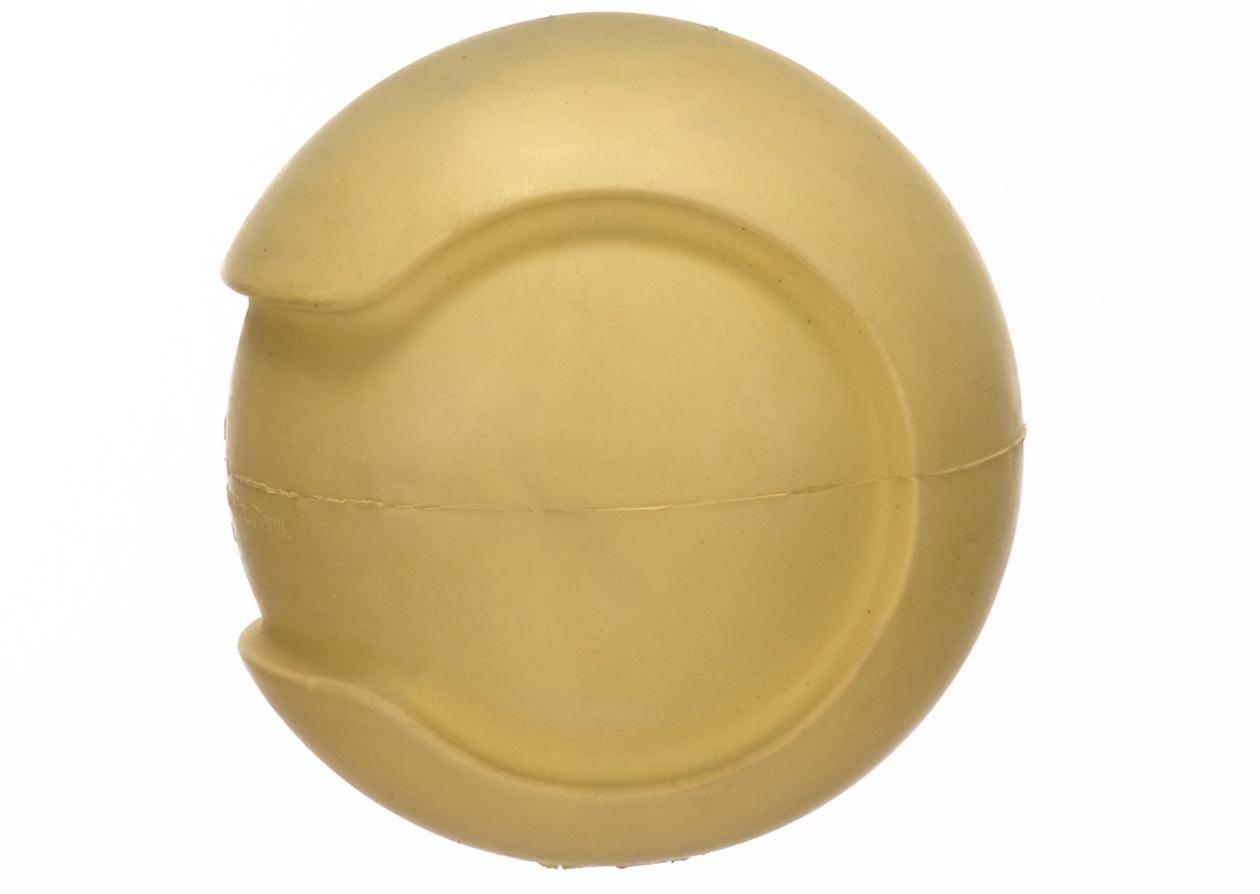 JW Pet Company iSqueak Bouncin' Baseball Dog Toy, Small (Colors Vary)