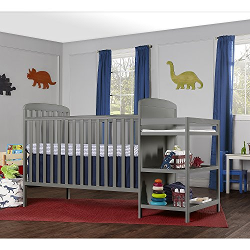 Dream On 4 Size Crib and Table Combo