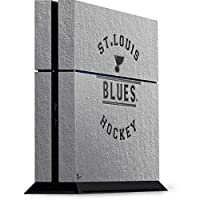 St. Louis Blues PS4 Console Skin - St. Louis Blues Black Text | NHL & Skinit Skin