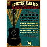 Country Classics for Easy Guitar (Easy Guitar with Notes & Tab)