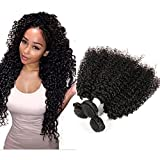 Best GENERIC Remy Hair Extensions - 3 Bundles Brazilian Afro Kinky Curly Weave Virgin Review