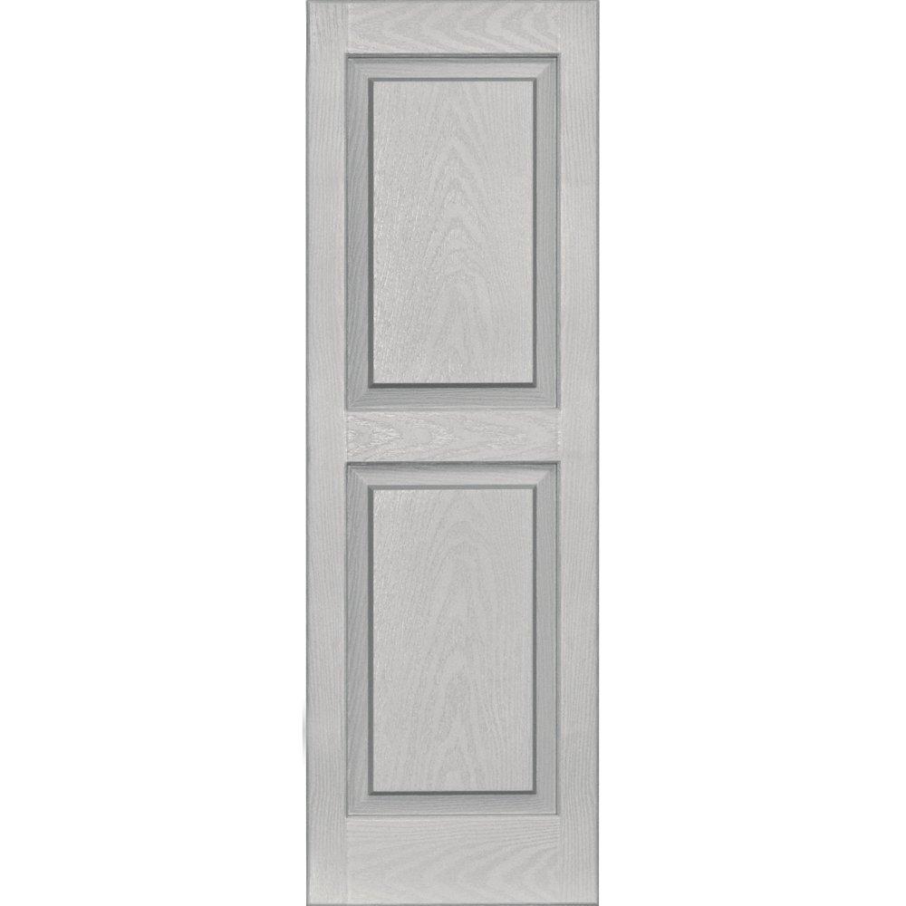 Vantage 3114043030 14X43 Raised Panel Shutter/Pair 030, Paintable