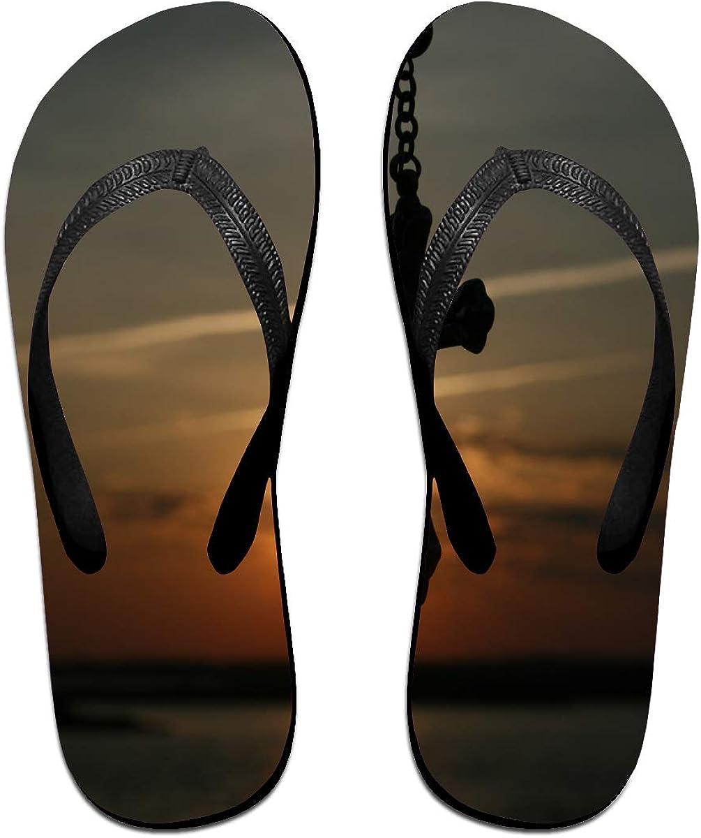 ShaoyingYang Cross Setting Sun Light Sandal Slippers