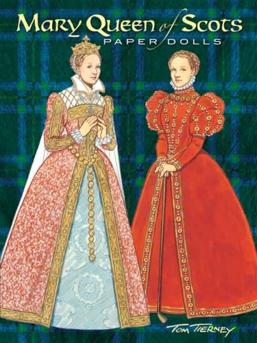 Mary Queen of Scots Paper Dolls pdf