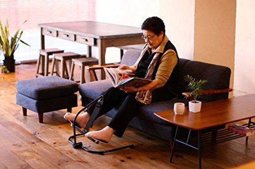 HOVR Portable Under Desk Leg Swing, Sitting Exercise, Office Workout