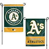 Stockdale Oakland Athletics A's WC GARDEN FLAG Premium 2-sided Banner Outdoor Baseball