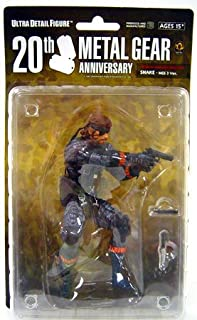 Metal Gear Solid 3 Snake Action Figure (B0012GPPGA) | Amazon price