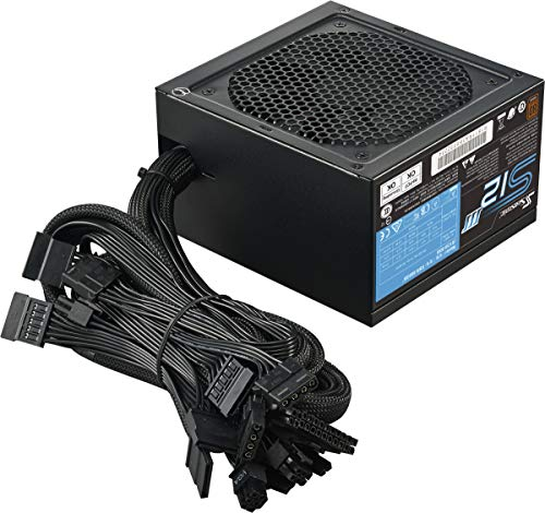 SeaSonic S12III 500 W 80+ Bronze Certified ATX Power Supply