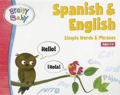 Brainy Baby Spanish/English Board Book ()